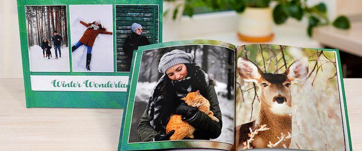 Design Your Own Photobook Offer
