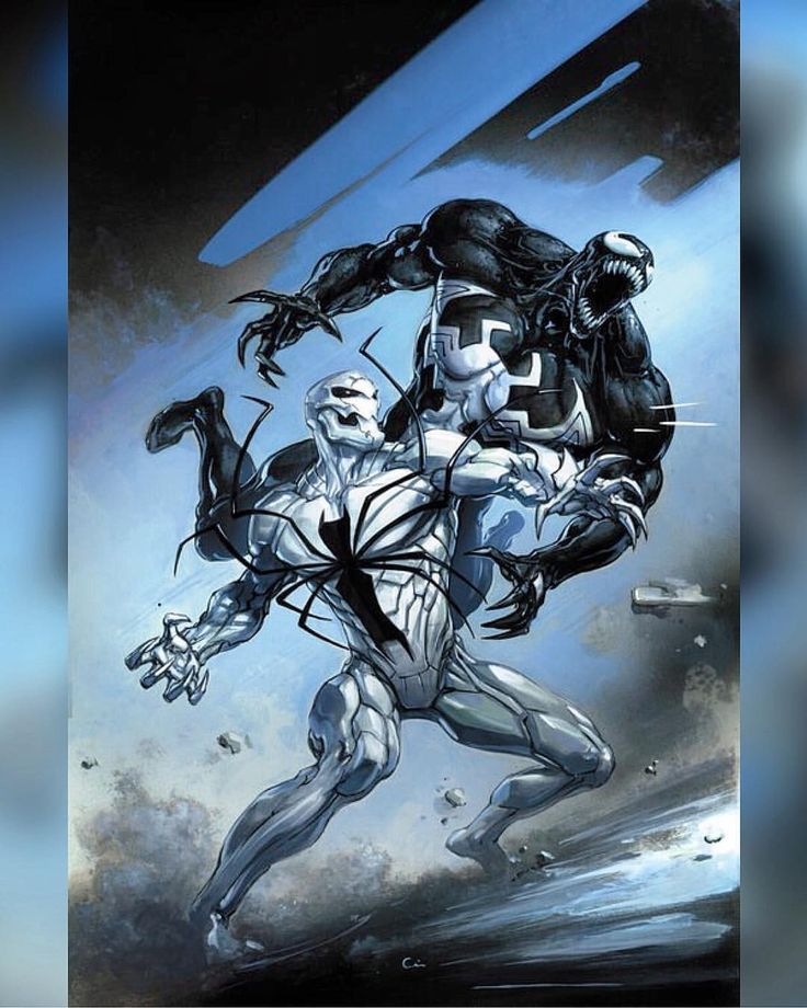 Venom and Anti-Venom