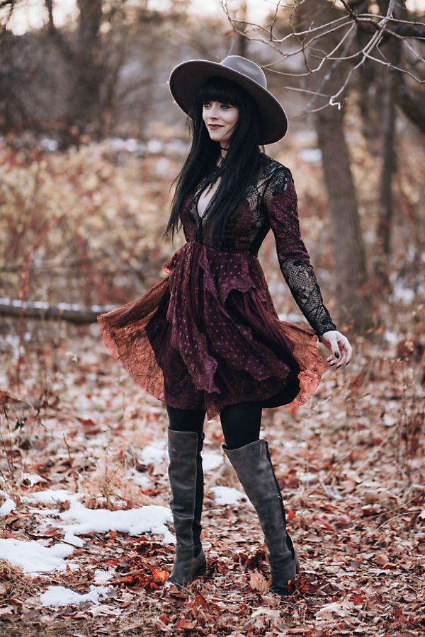 Winter wanders