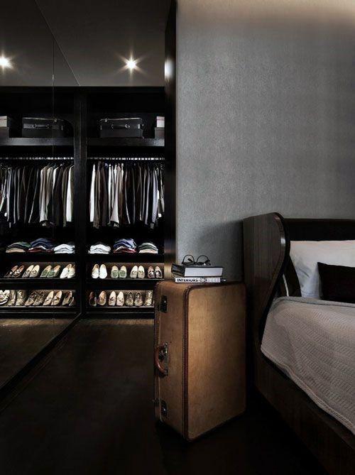 25+ beste ideeën over slaapkamer mannen op pinterest, Deco ideeën