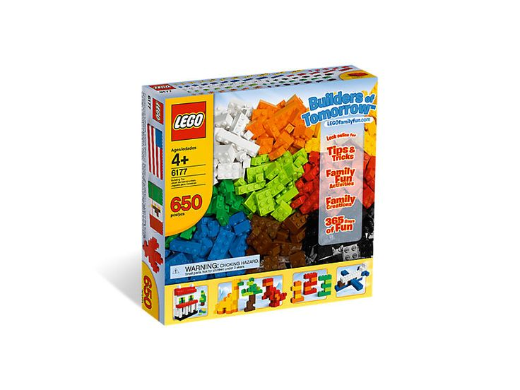 Lego 6177 Basic Bricks Deluxe
