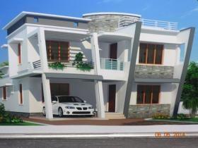 4bhk house for sale in Chelakottukara,Thrissur