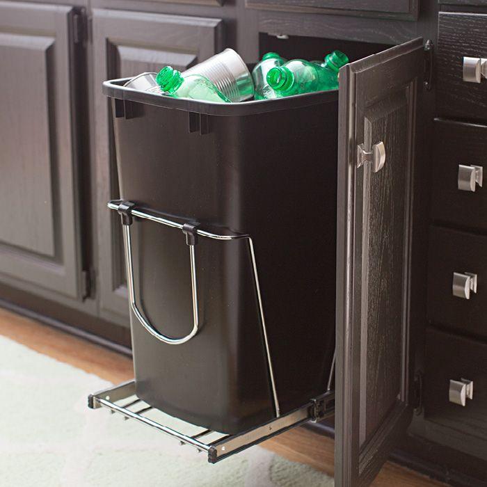 Best 25+ Farmhouse recycling bins ideas on Pinterest | Rustic ...