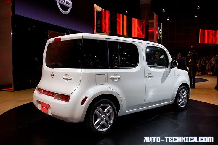 The cube car