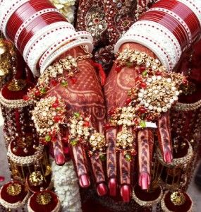 Wedding season Begins! Punjabi Wedding Fashion.. Read more at http://whyoffashion.com/wedding-season-begins-punjabi-wedding-fashion/