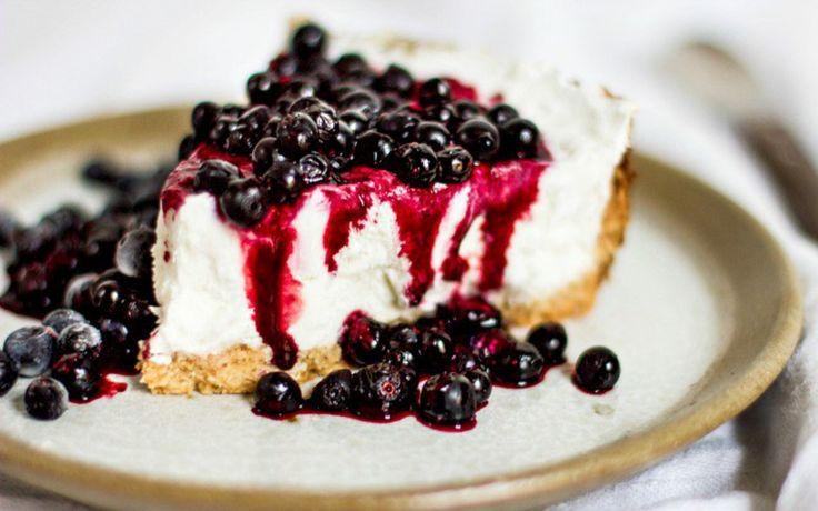 White Coconut-Millet Cheesecake [Vegan, Gluten-Free] | One Green Planet