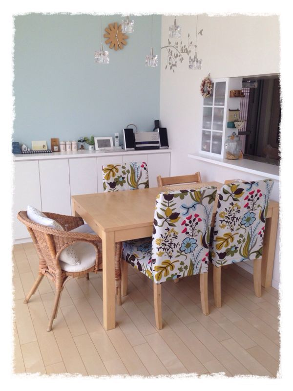 IKEAで買ったチェアカバー | my home - 楽天ブログ