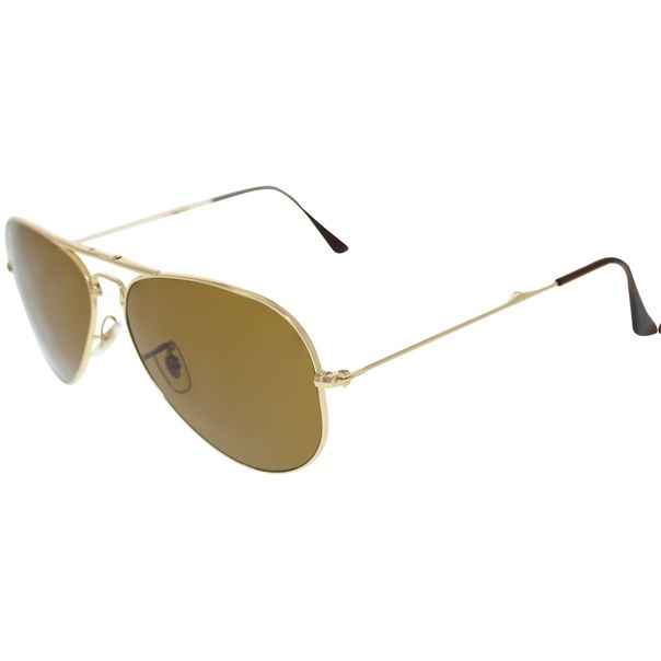 by Ray-Ban - Free Shipping and Returns on Ray-Ban. Google Trusted Store. Save on Ray-Ban Men\u0026#39;s Aviator Gold Aviator Sunglasses today.