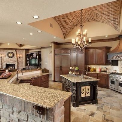 Dream kitchen! Literally my favorite one ive ever seen!