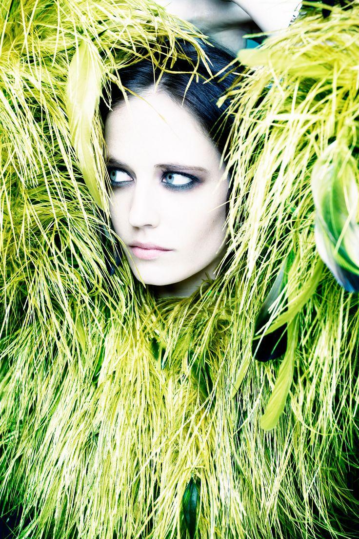 Eva Green, Rankin Portraits Exclusive, Vogue UK.