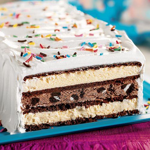 Ice Cream Sandwich Torte OMG Good!!!!!!!