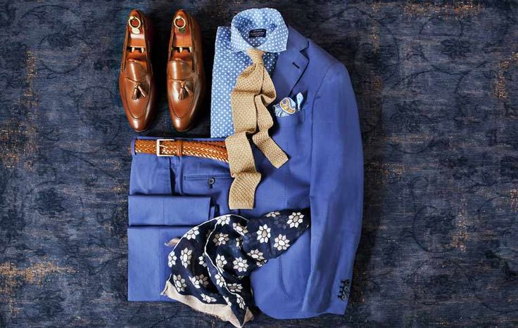 Classic look with color
