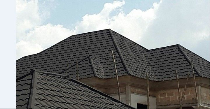 Roofing Sheets The Cost Of Various Types Of Roofing Sheet In Nigeria Properties Nigeria In 2020 Roof Design Natural Building Materials Roofing Sheets
