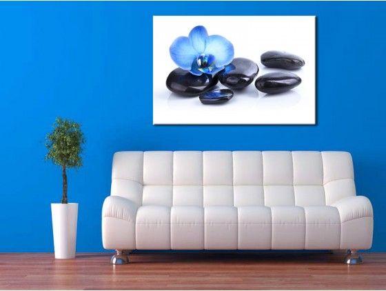 tableau contemporain oriental toile oriental et zen. Black Bedroom Furniture Sets. Home Design Ideas
