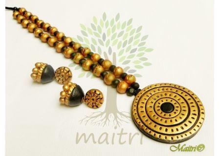 Terracotta Jewelry - Terracotta Big Set TSB400a