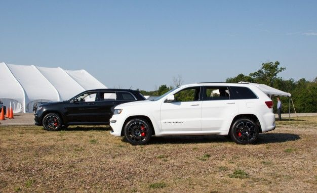 2013 Jeep Grand Cherokee SRT8 special editions
