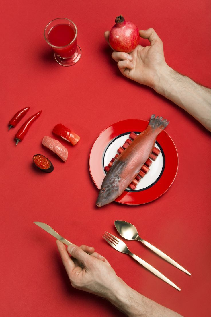 Red On Red On Red Food Styling Food Photography Inspiration Red Food Food Photography