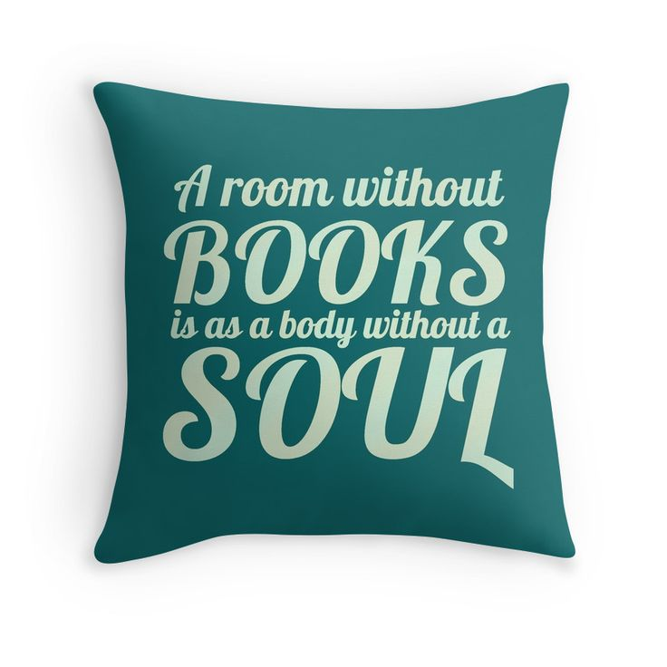 A room without books