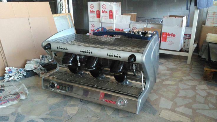 Second hand espresso machines , san remo