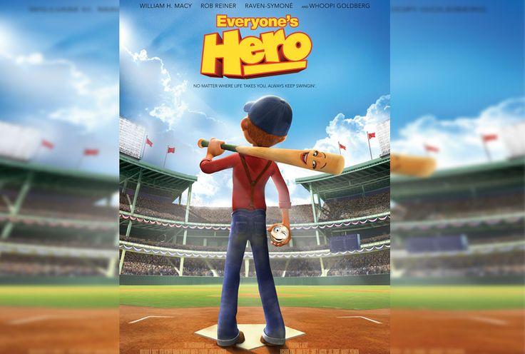LanoCoStudios Baseball movies, Hero movie, Hero poster