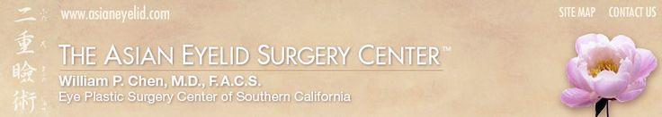Asian Eyelid Surgery Center header