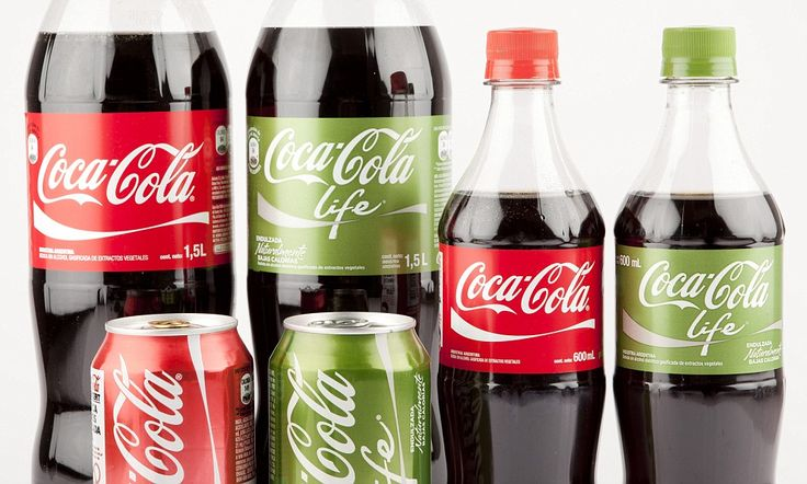 Sure this is the real thing? GREEN Coke launched in Argentina with natural sweetener and fully recyclable bottle