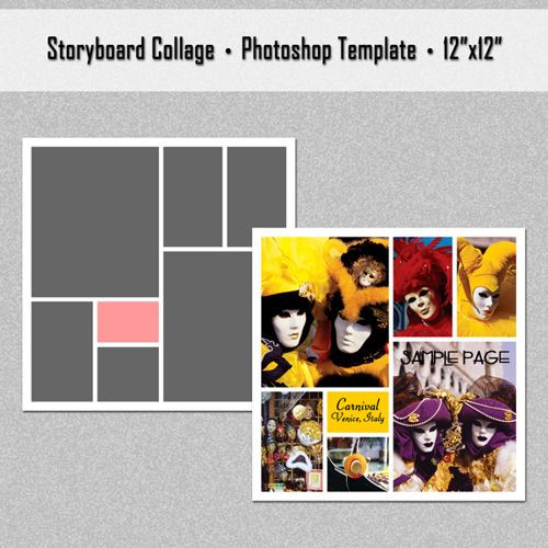 The  Best Photo Collage Template Ideas On   Photo
