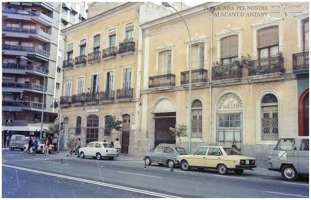 Pin En Alacant Antic