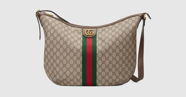 b25218102 Gucci Ophidia GG shoulder bag in 2019   Clothes   Bags, Gucci models ...