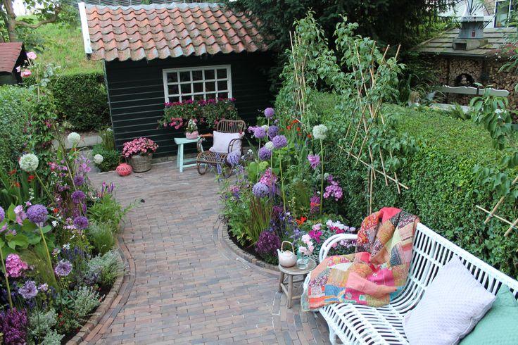 Tuin | Garden ✭ Ontwerp | Design Mariette van Leeuwen