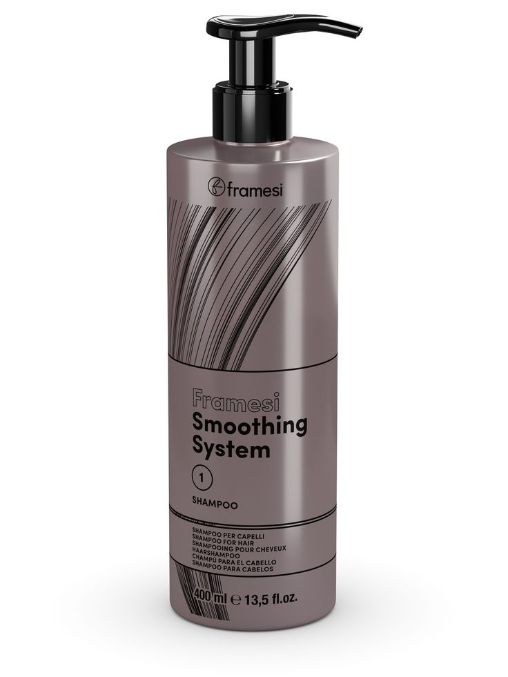 Framesi Smoothing System Shampoo 400ml.