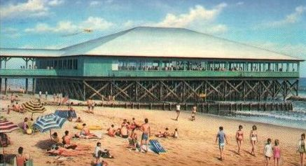 The Old Folly Beach Pier