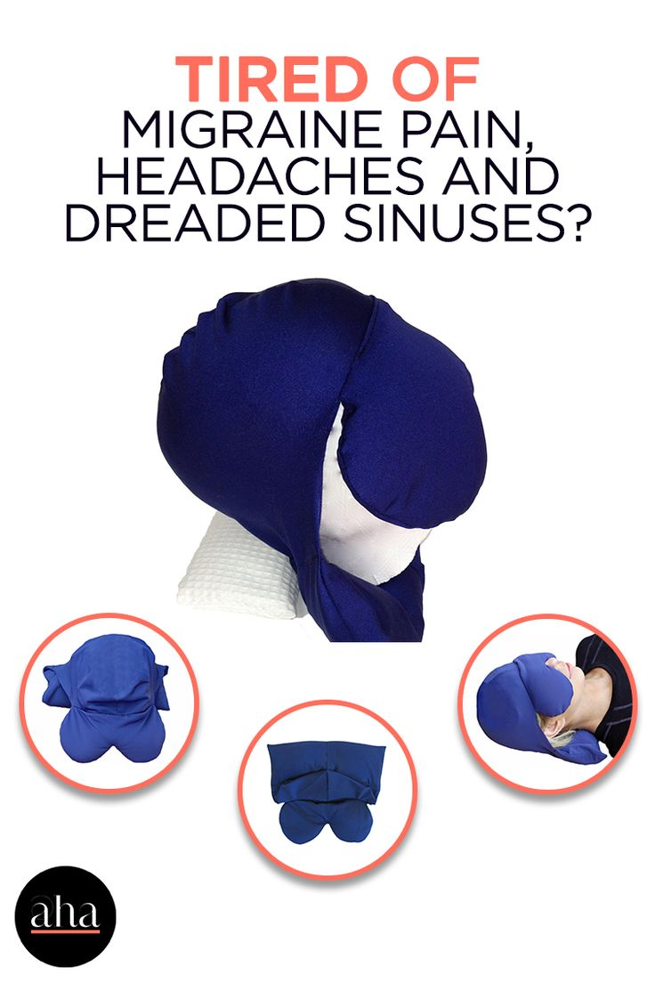 All-natural migraine and headache relief in a soothing cap, uniquely designed to relieve your tension.