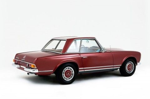 Buyer's guide Mercedes-Benz SL W113 Pagoda 230SL, 250SL and 280SL Automatic