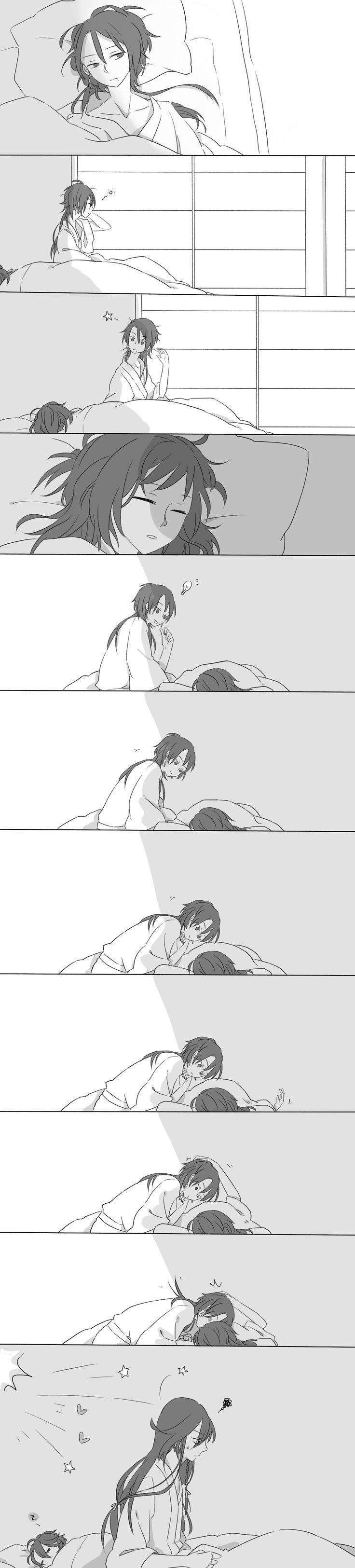 「刀log」/「驰少」の漫画 [pixiv]