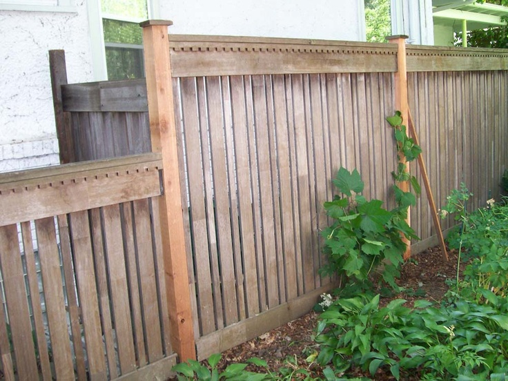 28 best images about good fences make good neighbors on for Good neighbor fence plans