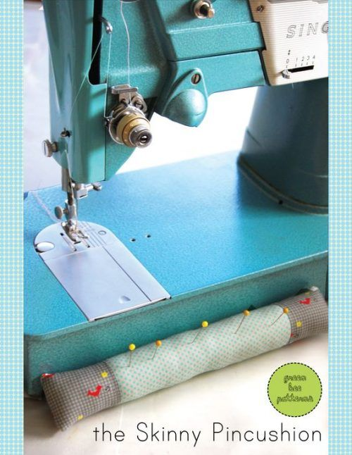 This Pincushion is Perfect for Use at Your Machine | QUIlts and ...
