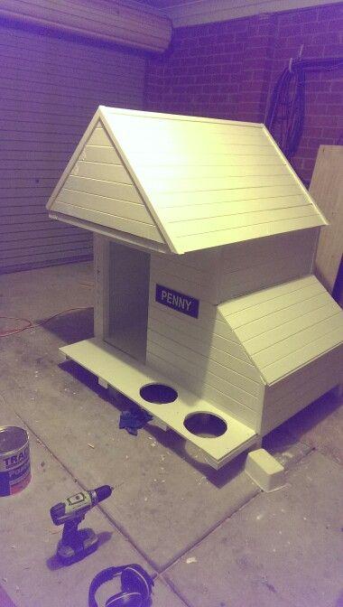 Epic dog kennel