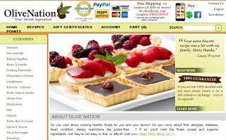 OliveNation - все для гурманов и не только: премиум какао...