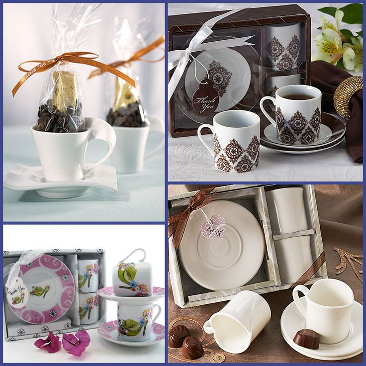 Coffee Cup Set from HotRef.com