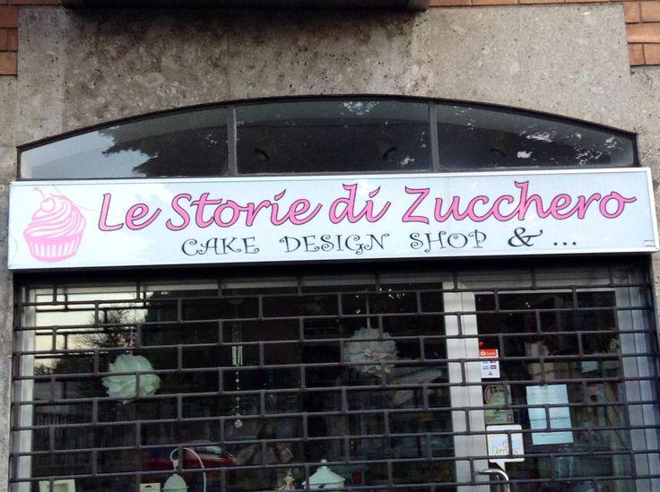 Le storie di zucchero - Saronno (Varese)