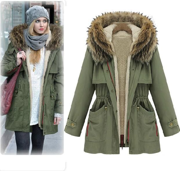 64 best Fashion Jackets & Coats images on Pinterest | Parka, Fur ...