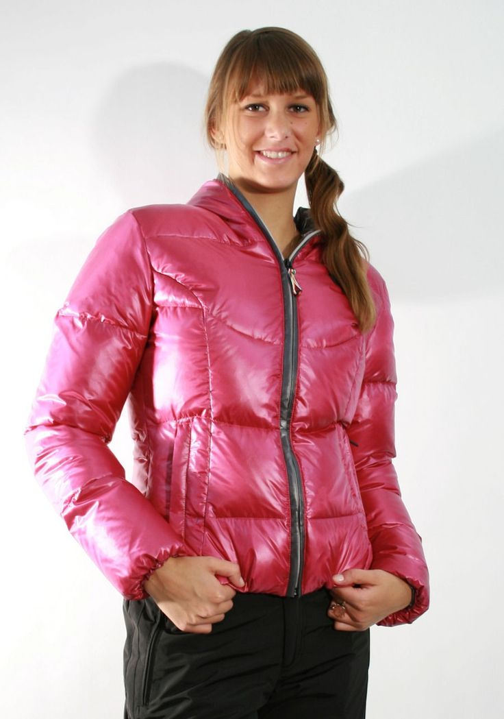 620 Best Images About Down Jackets Shiny Skiing On