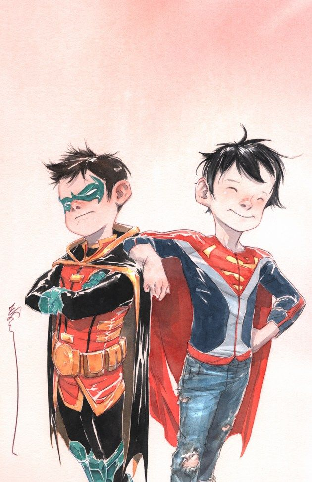 Variant Covers by Dustin Nguyen
