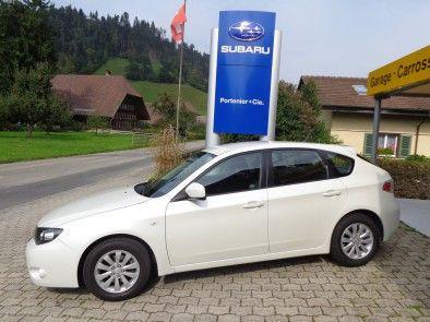 SUBARU Impreza 1.5R Swiss Special