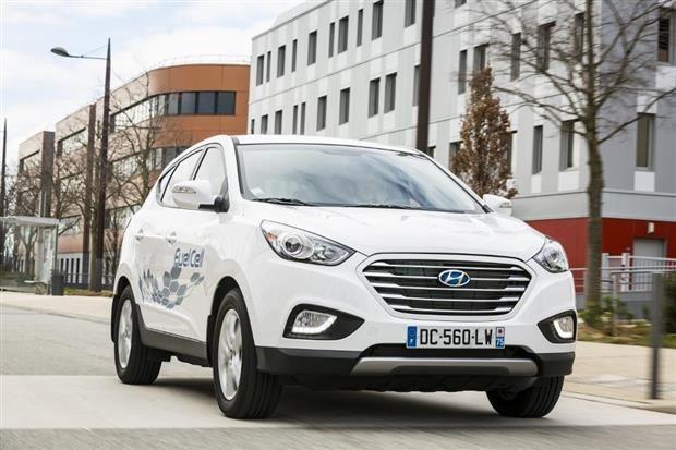 Corée du Sud : 630 000 voitures à hydrogène en 2030