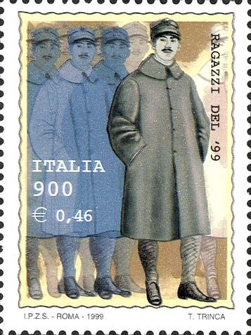 Italian Stamp. More about stamps: http://sammler.com/stamps/