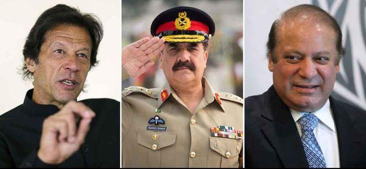 'नवाज शरीफ पाकिस्तान पर बोझ, लागू हो सैन्य शासन' # nawaz sharif #pakistan army #international news #latest news #news in hindi