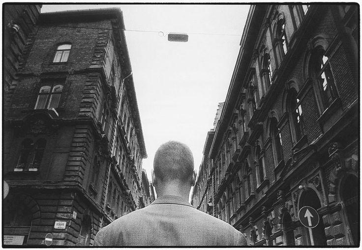 Benkő Imre Budapest, Szív utca 1988