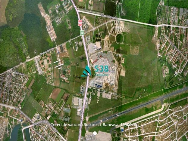 6.965.000 euro. De la această valoare pornesc negocierile pentru terenul din Băneasa, București, în suprafață de 19900 mp. Contactează-ne și pentru mai multe detalii intră pe site-ul www.s38.ro. 6.965.000 euro!